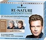 Schwarzkopf Re-Nature Medium für Männer Repigmentierung, 1er Pack (1 x 150 ml)
