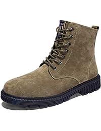 f1c35af50 Amazon.es  botines color camel - Botas   Zapatos para hombre ...