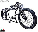 Fat bike Cruiser custom garage HOLD