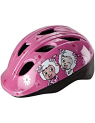 3532 Cheeky Casque pour enfant Pour fille/garçon Pour cyclisme, patinage, vélo et skateboard Rose