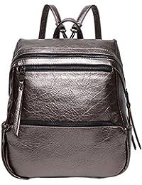 WTUS Mujer tendencia de la moda y la mochila mochila de viaje de las mujeres elefante