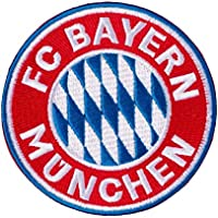 FCB Bayern München Logo Aufnäher