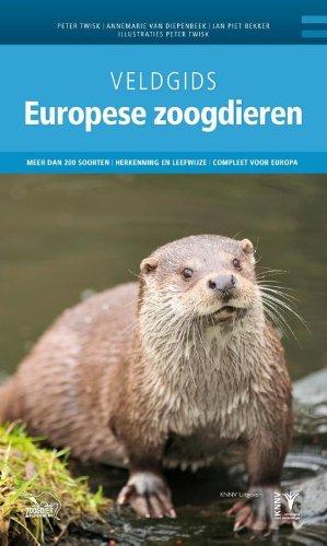 Veldgids Europese Zoogdieren [Field Guide to European Mammals] (KNNV Veldgids (Field Guides)) por Peter Twisk