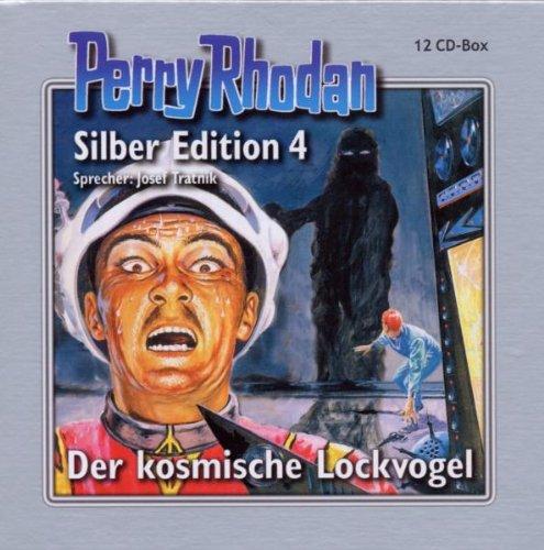 Perry Rhodan Silber ed.4 der Kosmische Lockvogel