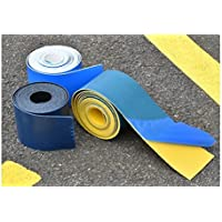 Centreline Preform Thermoplastic Line-Yellow-100 Rolls of 50mm x 5m