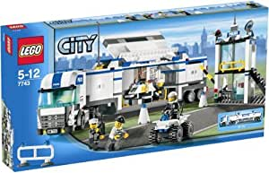 Lego City 7743 - Polizei Überwachungswagen: Amazon.de