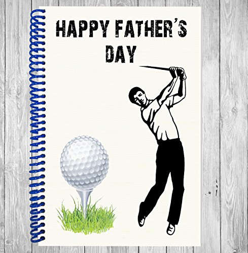 fathers-day-gift-golf-themed-notebook
