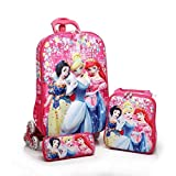 Best Disney Bags For Travels - DFS Polyester 16-inch Multicolour 3D Girl's Travel Bag Review