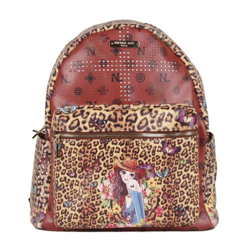 nicole-lee-quinn-20-inch-backpack-sandra-camel-one-size