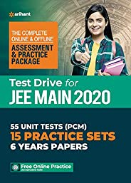 15 Practice Sets for JEE Main 2020 (Old edition)