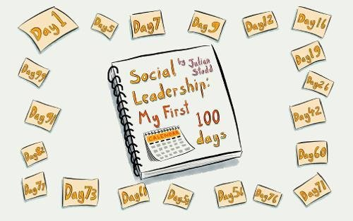 Social Leadership: My First 100 Days