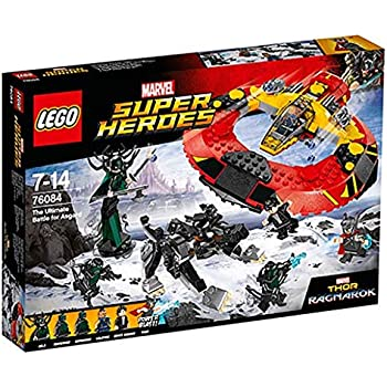 LEGO Super Heroes The Ultimate Battle for Asgard,, 76084