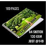 diary A4 Artist Sketch PAD/Book