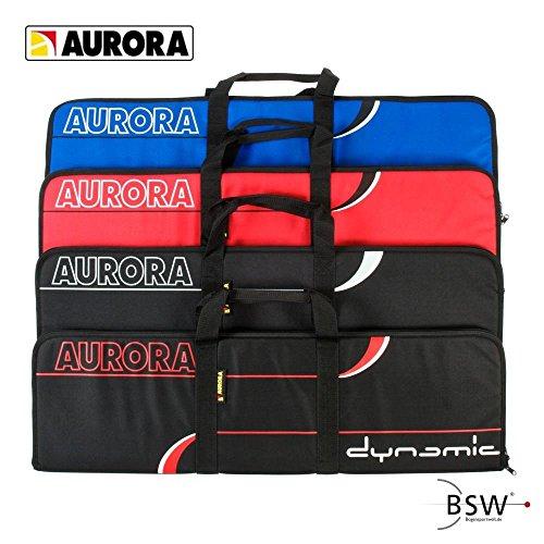 AURORA Dynamic Base - Recurvetasche Blau