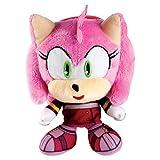 Sonic el Erizo t22515aamy 15cm Sonic Boom Amy Rosa Cabeza de Peluche Figura