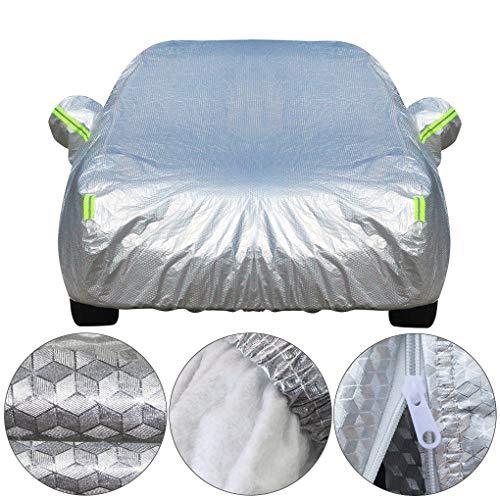 DONGLIAN Car Cover Compatibile con Audi A1, Copertura Antipolvere AntiGraffio for Pioggia E Neve Esterna for Quattro Stagioni (Size : S1)