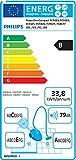 Philips FC9325/09 Power Pro Compact Bodenstaubsauger beutellos gratis Hartboden-A-Düse, schwarz EEK b -