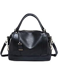 ab63b0ebe49 El bolso para mujer de los bolos del bowling del bolso empaqueta el bolso  de cuero