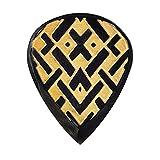 Médiators Tribal Tones Plectre pour guitare-Celtique (simple)