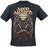 Photo de Amon Amarth Viking T-Shirt Manches Courtes Noir par Amon Amarth