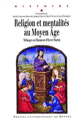Religion et mentalités au Moyen Âge: M...