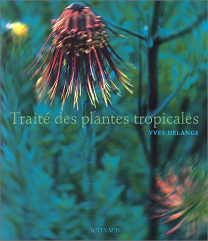 Trait des plantes tropicales