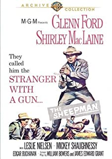The Sheepman by Glenn Ford