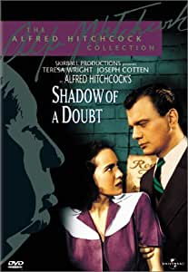 Shadow of a Doubt [Import USA Zone 1]