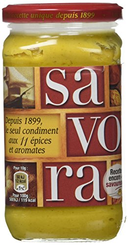 Savora Sauce Condiment Moutarde ...