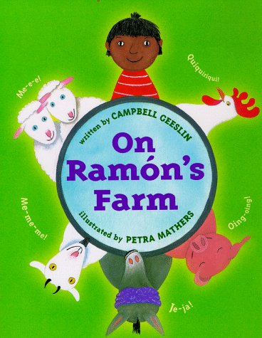 On Ram on's Farm: Five Tales of Mexico por Campbell Geeslin