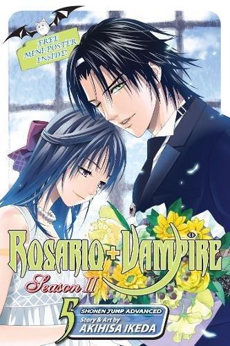 ROSARIO VAMPIRE SEASON II TP VOL 05 (C: 1-0-1) (Manga Vampire Rosario To)