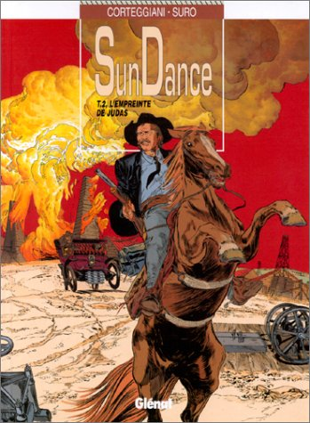 Sundance, Tome 2 : L'empreinte de Judas