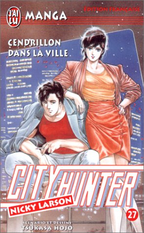 City Hunter - Nicky Larson Edition simple Tome 27