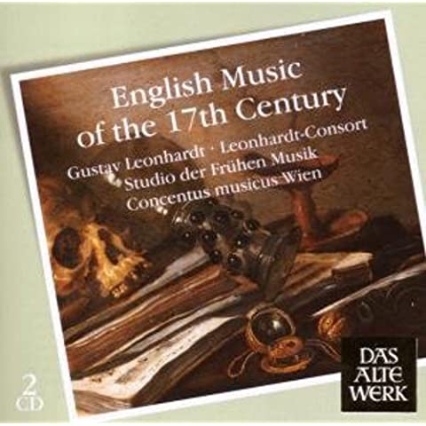 Musica Inglesa Del Siglo Xvii