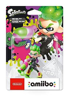 Inkling Boy amiibo - Splatoon 2 (Nintendo Switch)
