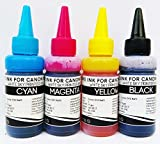 #7: Canon Pixma Printer Premium Quality Refill Ink 300ml Suitable for E500, E510, E400, E410, E560, E470, E480, E417 , MG Series, MP Series, IP Series etc...