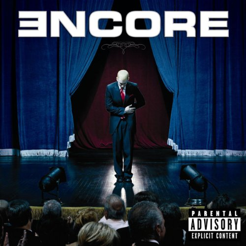 Encore Eminem Cd