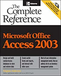 Microsoft Office Access 2003: The Complete Reference (Osborne Complete Reference Series)