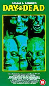 Day Of The Dead [1986] [VHS]