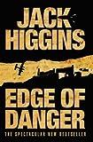 Cover of: Edge of Danger (Sean Dillon Series, Book 9) | Jack Higgins