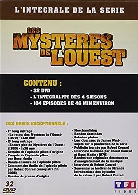 Les Mystères de l'Ouest : l'Intégrale de la série