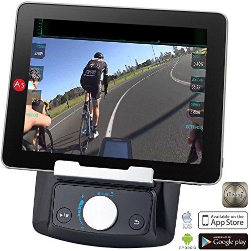 AsVIVA S8 Indoor Cycle Cardio VIII – ein Fitnessbike und Heimtrainer/Fitnessgerät für das Workout inkl. Getränkehalter – das Fitnessrad/Speedbike - 3