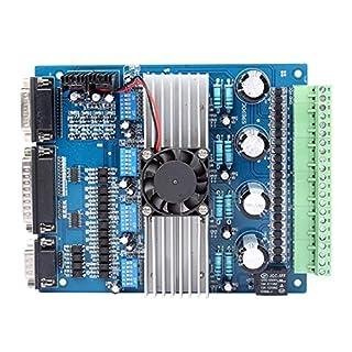 SainSmart TB6560 4 Axis 3.5 A Stepper Motor Driver Board Controller Engraving Machine