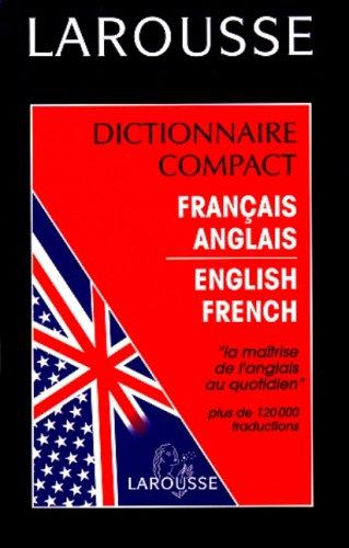 Dictionnaire compact Français - Anglais/Anglais - Français