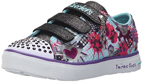 skechers-twinkle-breeze-pop-tastic-baskets-basses-fille-turquoise-32-eu