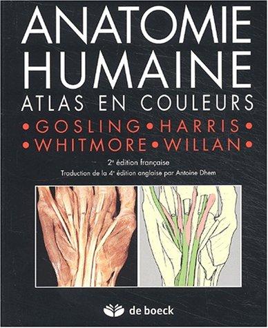 Anatomie humaine. 2ème édition