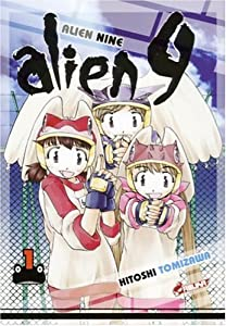 Alien 9 Edition simple Tome 1