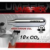 10 UMAREX 12g Co2 Kapseln für Softair, Painball, Luftpistolen oder Luftgewehre