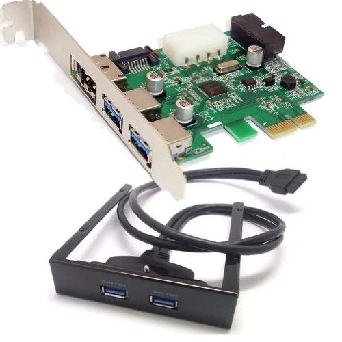 sienoc-2-port-usb-30-esata-20-pin-extender-usb-port-to-pci-e-pci-express-card-usb-30-20-pin-2-ports-