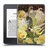 Head Case Designs Offizielle Myles Pinkney Karamellbonbon Fantasy Soft Gel Hülle für Amazon Kindle Paperwhite 3
